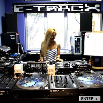 E-TracX DJ School Singapore Beginner DJ Courses Button