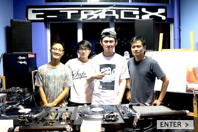 E-TracX DJ School Singapore Music Production DJ Courses and Workshops Button Optimised