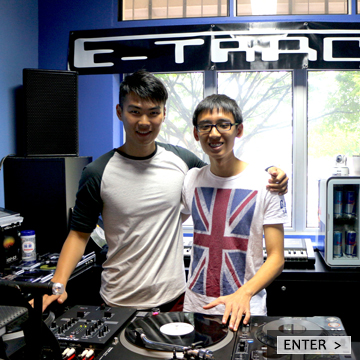 E-TracX DJ School Students' Testimonials Reviews Button