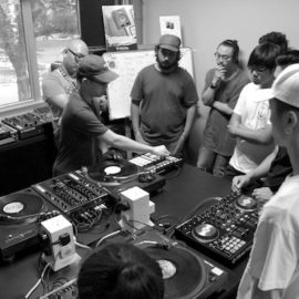 Creative DJing Workshop + Newbie Jam (28 May 2017)